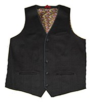Luchiano Visconti Wool Vest