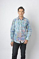 Luchiano Visconti Tie-Dye Long Sleeve