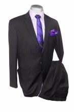 Giorgio Fiorelli Classic Black Suit