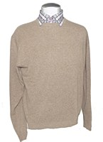 Milano Crew Neck Cashmere Sweater