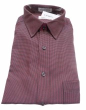 Cooper and Stewart Sawtooth Long Sleeve Sport Shirts