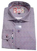 7 Downie Street London Long Sleeve Sport Shirt