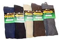 Extra Wide Dress Sock