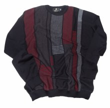 2205 Crew Neck Pull Over Sweater