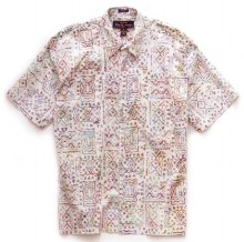 Pete Huntington Bali Cotton Lawn Short Sleeve Shirt