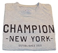 Champion New York Logo T-Shirt