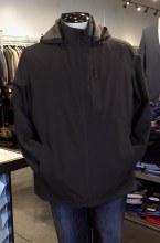 Perry Ellis Stretch Rain Coat