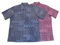 Tori Richard Interstellar Short Sleeve Shirt