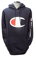 Champion Navy Pullover Hoodie