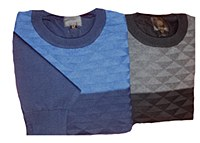 FX Fusion Colourblock Crew Neck Sweater