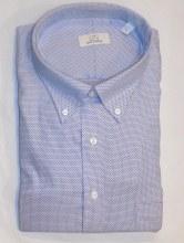 Cooper & Stewart Diamond Long Sleeve Sport Shirt