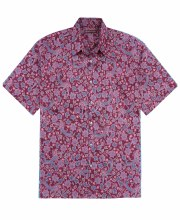 Tori Richard Floral Short Sleeve Shirt