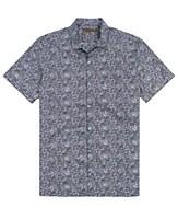Tori Richard Pixel Short Sleeve Casual Shirt