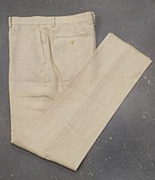 Enzo Collection Linen Pant