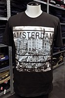 Amsterdam Graphic Tee Shirt
