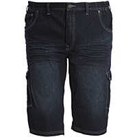 Replika Jeans Denim Street Cargo Short
