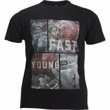 Authentic Licenced Live Fast T-Shirt