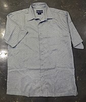 Indygo Smith Striped Laid Back Shirt
