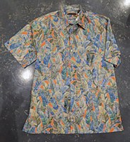 Tori Richard Tahiti Laid Back Shirt