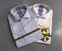2205 Ink Meteoroid Long Sleeve Sport Shirt