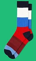 Fun Socks Colour Block