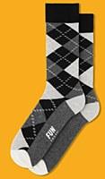 Fun Socks Argyle