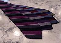 Jon Randall Payson Striped Tie