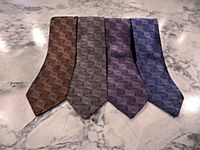 Jon Randall Shadow Box Tie