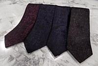 FX Fusion Swirl Print Tie