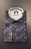 Smith Modern Paisley Long Sleeve Sport Shirt