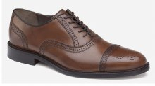 Johnston & Murphy Daley Cap Toe Dress Shoe