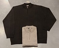 Authentic Man 1/4 Zip Sweater