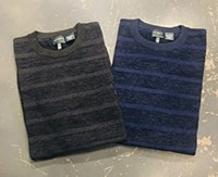 Leo Chevalier Cotton Knit Sweater