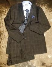 S. Cohen Performance Wool Suit