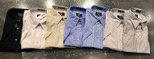 Big & Tall Short Sleeve Dress Shirt