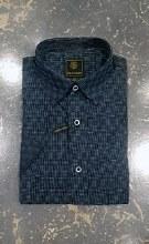 FX Fusion Micro Check Short Sleeve Sport Shirt