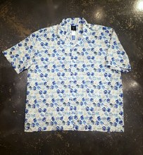 Big & Tall Milano Cotton Waves Laid Back Shirt