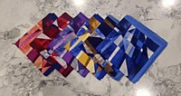 Summerfields 2205 Edition Mosaic Pocket Silk