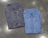 Indigo Smith Vintage Polo Shirt