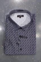 Black Ice Geo Short Sleeve Shirt