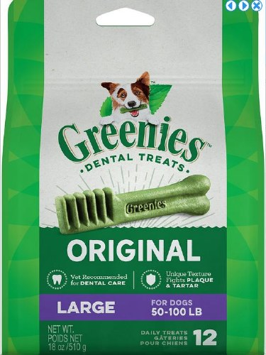 Greenies Large Size 12oz