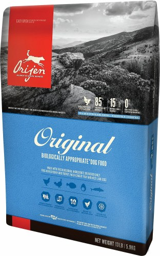Orijen Adult Formula Dry Dog  Food 4.5lbs