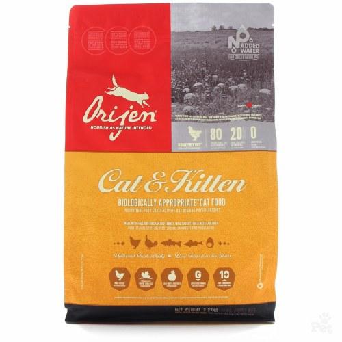 Orijen Cat/Kitten Formula Dry Food 12lbs