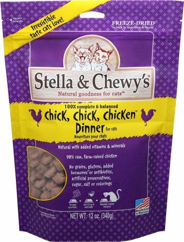 Stella & Chewy's 18oz Chick Chick Chicken Dinner Freeze-Dried Cat Food