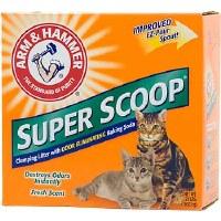 Arm & Hammer Double Duty Clumping Cat Litter 14lbs