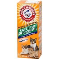 Arm & Hammer Multiple Cat Litter Deodorizer with Baking Soda 20oz