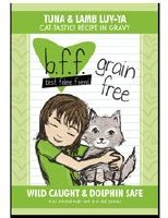 Best Feline Friend 3oz Tuna & Lamb Luv Ya Recipe (in Gravy) Pouch