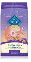 Blue Spa Select Feline Healthy Living Chicken & Brown Rice Recipe 3lbs