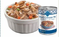 Blue Family Favorite Recipes 12oz Mom's Chicken Pie Case