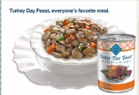 Blue Family Favorite Recipes 12oz Turkey Day Feast Can